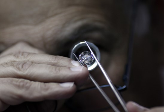 ethical diamond processing
