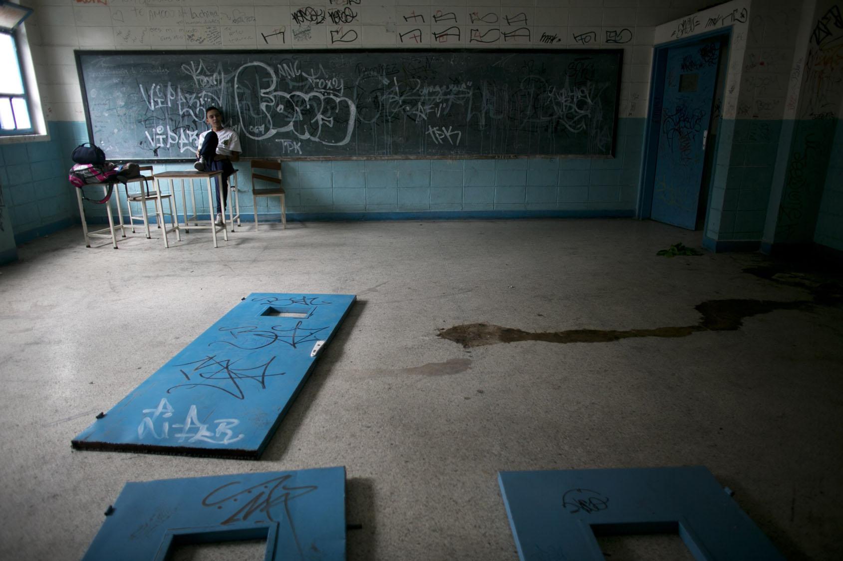 Venezuela S Empty Schools