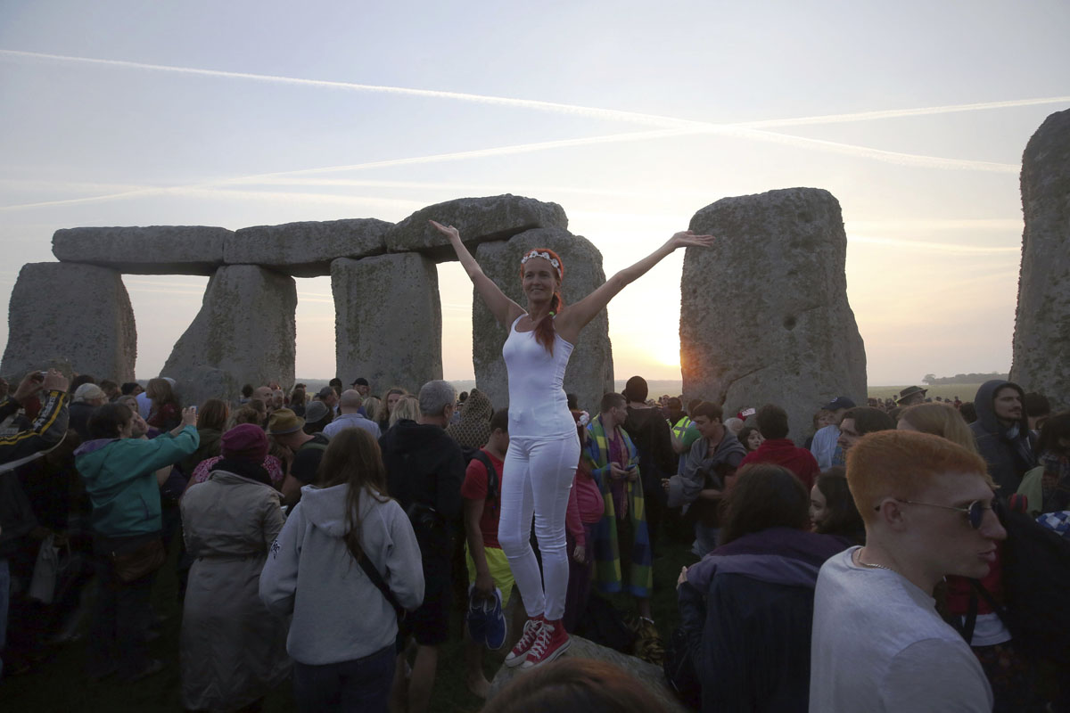 Summer Solstice 2017 Pagan