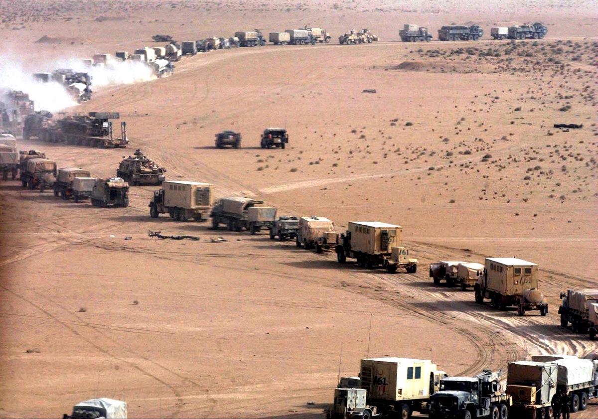 10th Anniversary Of The Iraq War