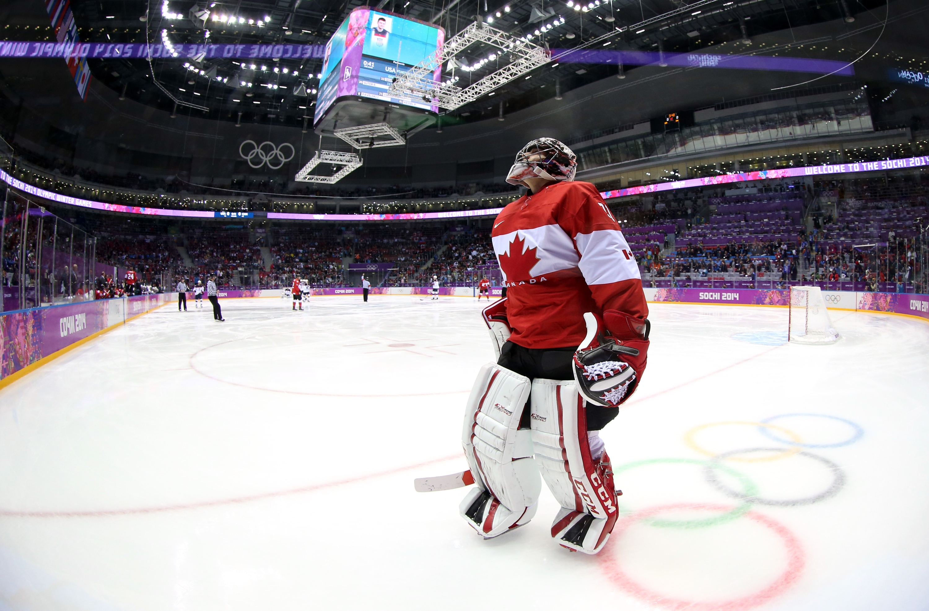 Sochi Olympics Day 16 Canada Defeats Us 1 0 To Move On To Gold Medal Game