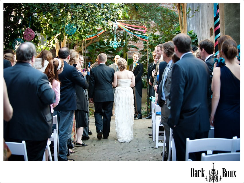 Andrea And Tom Wedding Pharmacy Museum Napoleon House Dark Roux New Orleans Wedding