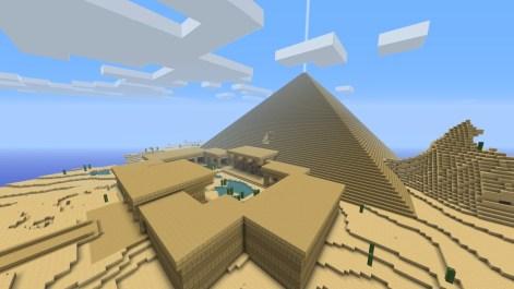 Minecraft Egyptian World