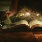 Square magic book