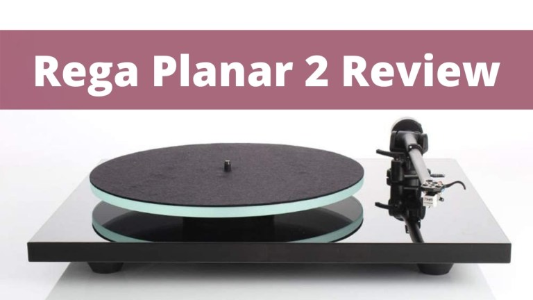 Rega Planar 2 Review 2020 Darkside Vinyl