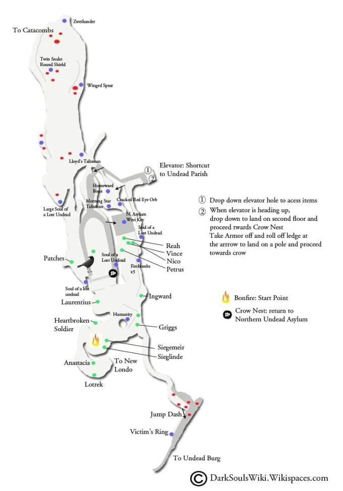 Darkroot Garden Map : darkroot, garden, Darkroot, Garden, Fasci