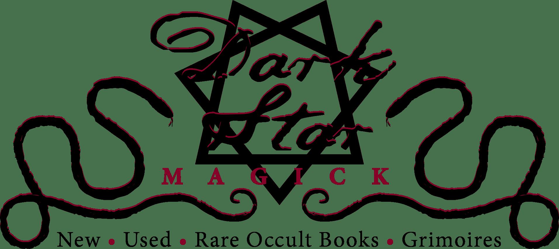 Dark Star Magick ~ New, Used, Rare Antiquarian Occult Books