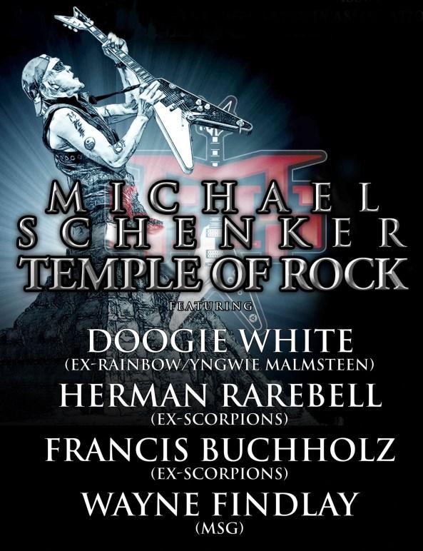 Michael Schenker Tour