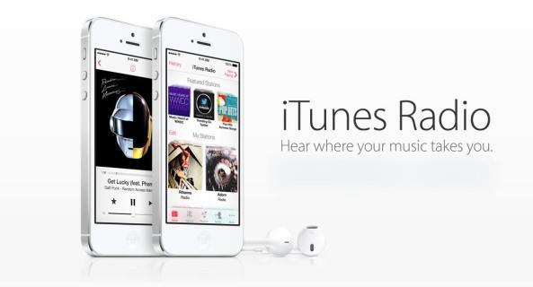 iTunes Radio and Dark Star Records