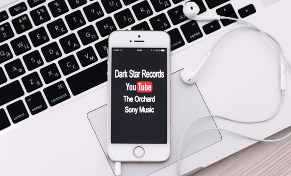 YouTube Dark Star Records