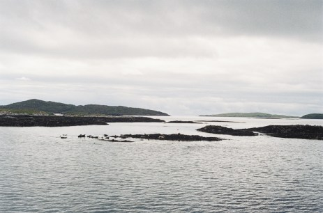 Crossing, Outer Hebrides 2016