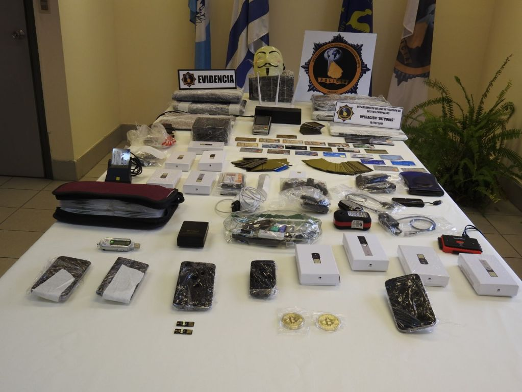 """Operación Bitcoins"" – The big lie of the police and justice of Uruguay"