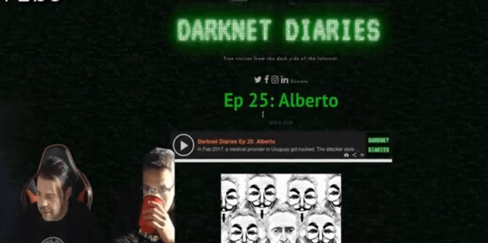 """""""Alberto el Hacker Uruguayo"""""""