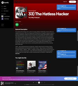 The Hatless Hacker