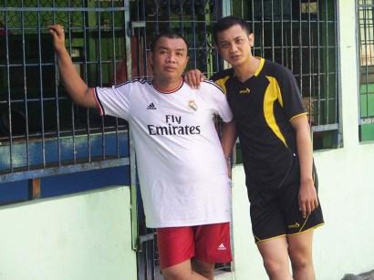 Fadly 'Kaka Ompong' dan Fikri