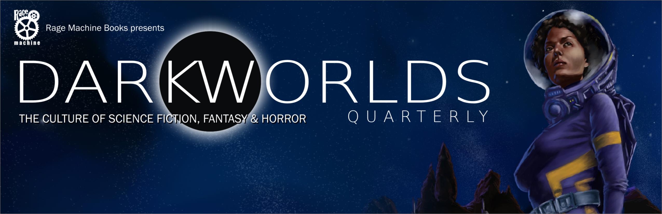 Dark Worlds Quarterly Website Banner
