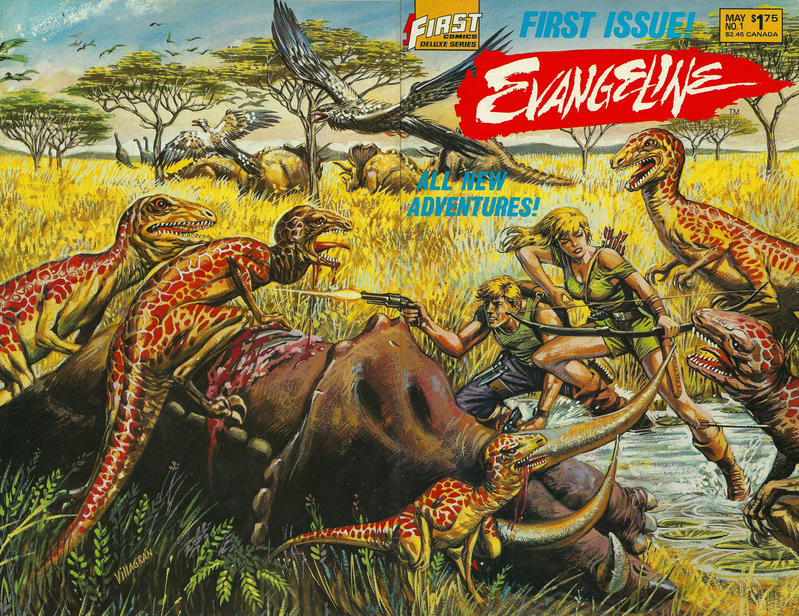 Seven Decades of Dinosaur Comics: 1980s