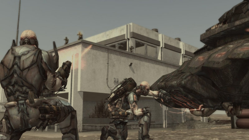 Enemy Territory: Quake Wars Xbox 360 review - DarkZero