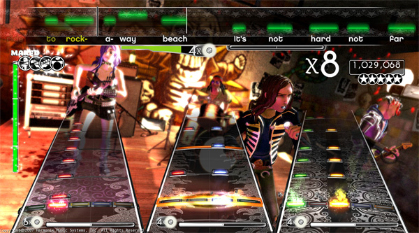 Rock Band 360, PS3, PS2, Wii review - DarkZero