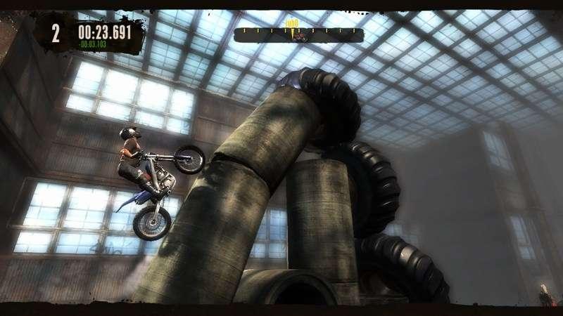 Trials HD Xbox Live Review DarkZero