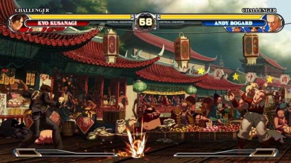 The King Of Fighters Xii Ps3 Xbox 360 Review Darkzero
