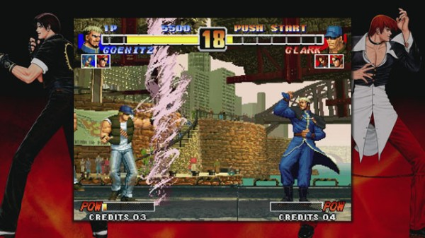 King of Fighters '96 PS3 review - DarkZero