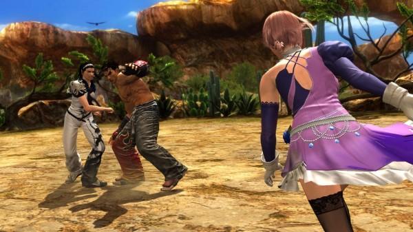 Tekken Tag Tournament 2 Hands On Darkzero