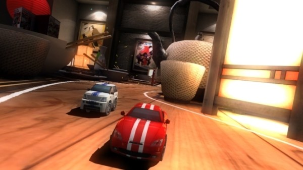 Table Top Racing screen 2