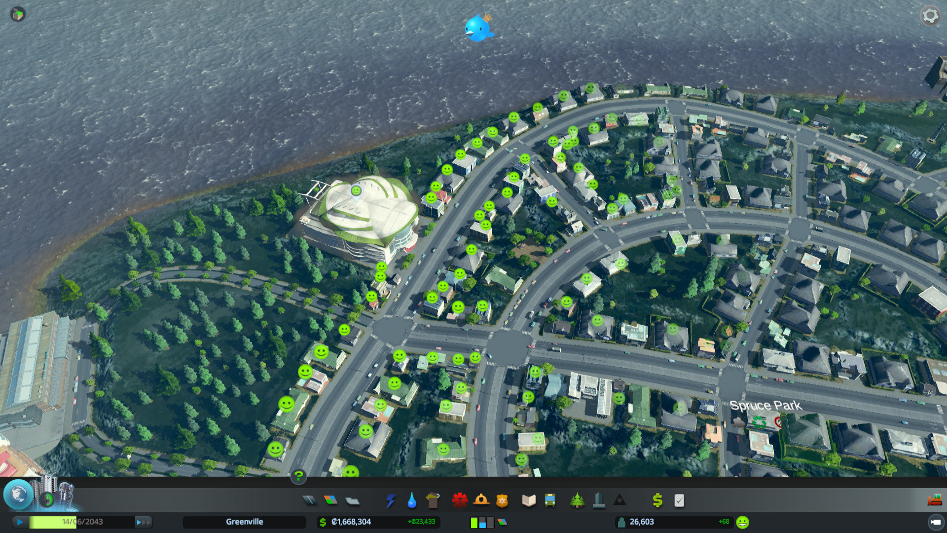 Cities Skylines No New Game Option