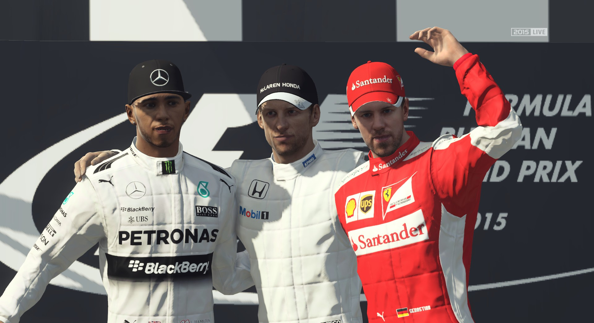 f1 2015 pc review darkzero in fact that is a representation of the sport that can be annoying i went driving as jenson button in the mclaren honda which let s face it