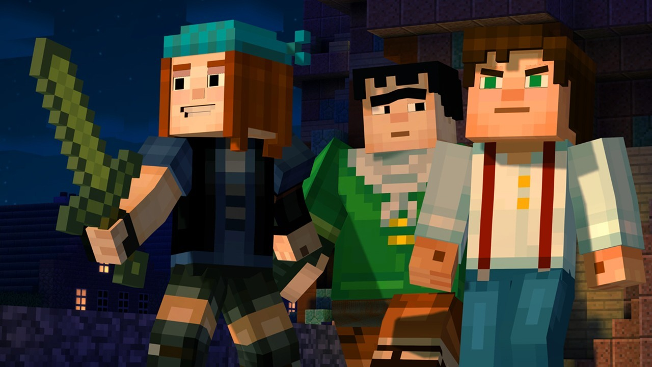 Minecraft Story Mode Episode 1 Review Darkzero