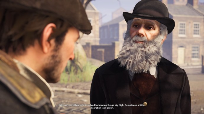 And the best beard in the business goes to Darwin.