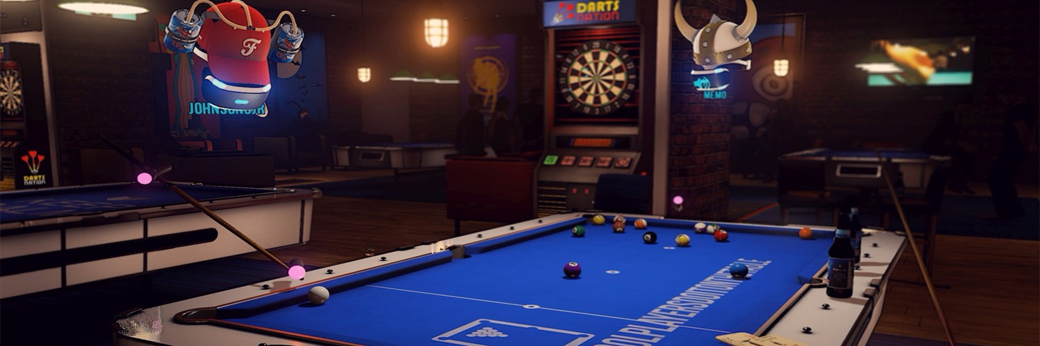 Sports Bar Vr Ps4 Review Darkzero