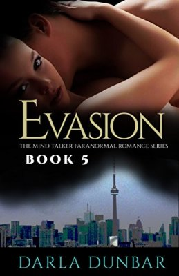 Evasion: The Mind Talker Paranormal Romance Series, Book 5