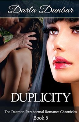 Duplicity: The Daemon Paranormal Romance Chronicles, Book 8