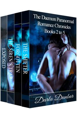 The Daemon Paranormal Romance Chronicles – Books 2 to 5