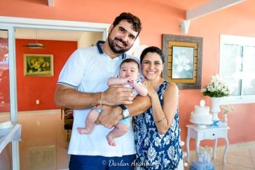 Festa de Batizado do Ricardo
