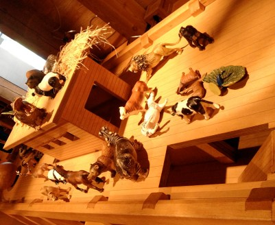 Animals on the ark
