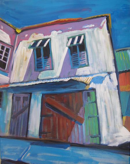 Barbados - Barbados Speightstown - Darlene Kulig