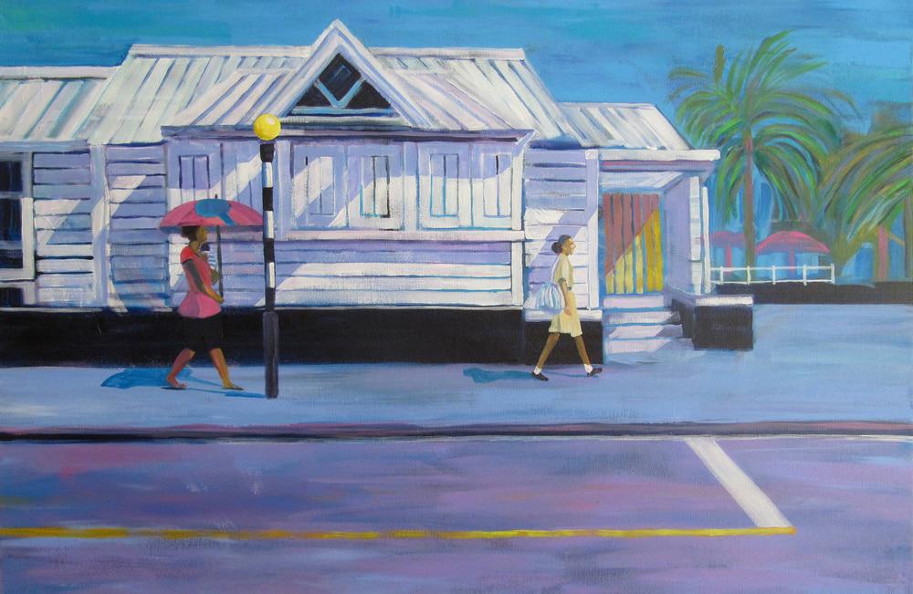 Barbados - South Coast walk - Darlene Kulig