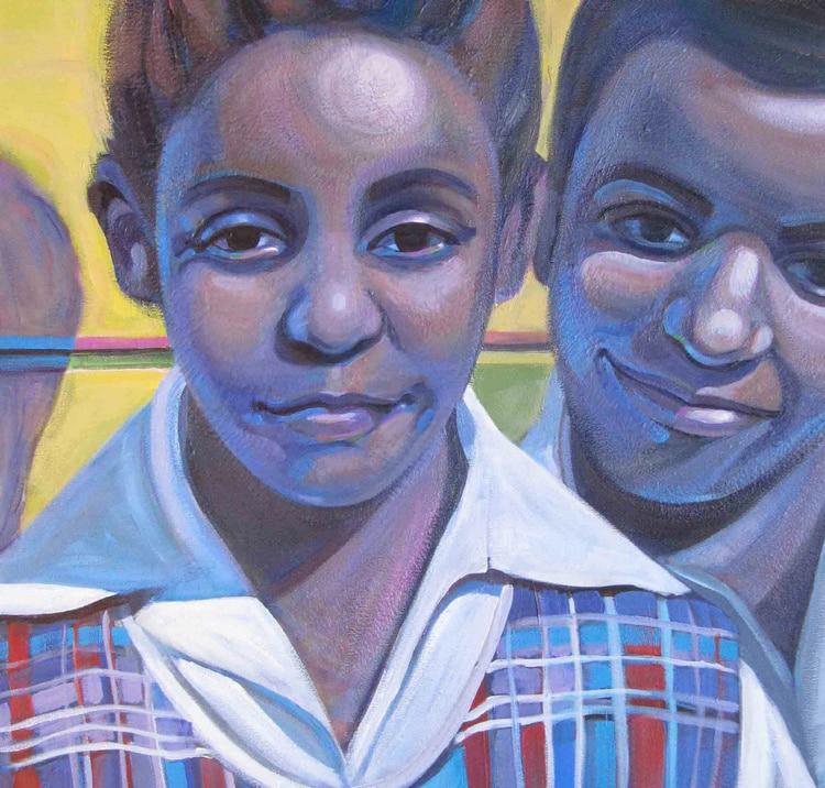 Barbados - Sweet School Children - Darlene Kulig