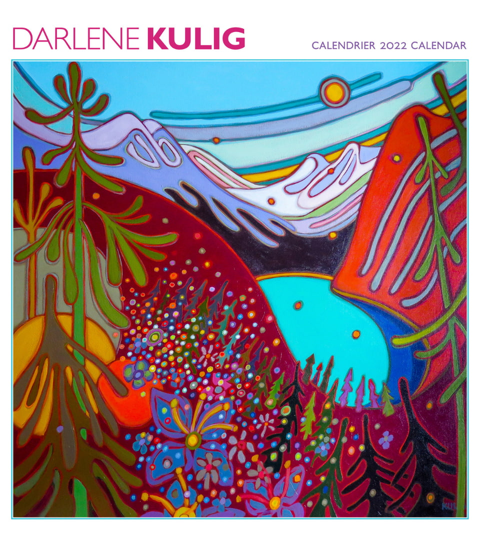 2022 Calendar - Hero Image - Darlene Kulig - Canadian Artist