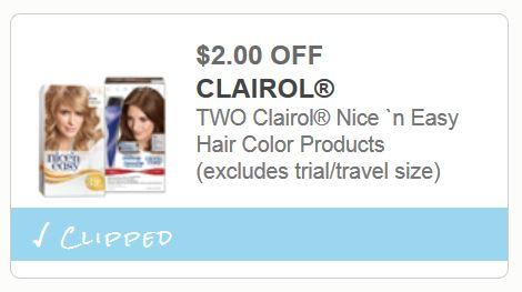 clairol-coupon