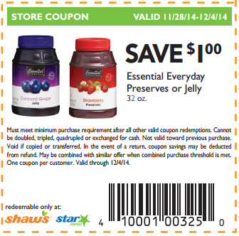 10-shaws-store-coupon-essential-everyday-jelly
