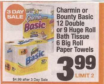 charmin-bounty-shaws