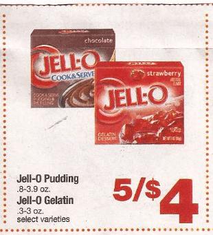 jell-o-shaws