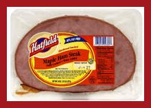 Hatfield ham Steak