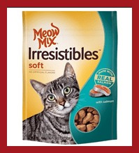 Meow Mix Irrisistibles