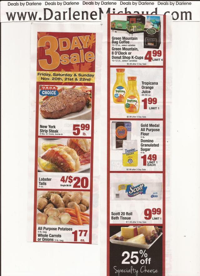 shaws-flyer-ad-scan-nov-20-nov-26-page-1d