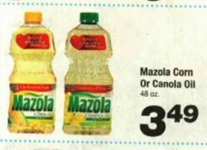 mazola-oil